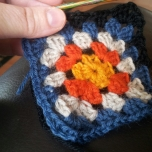 New crochet around the old...