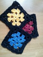 Primary colour beginnings.