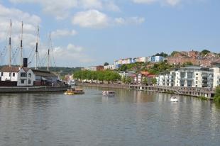 Bristol, my hometown.