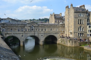 Bridge in Bath.