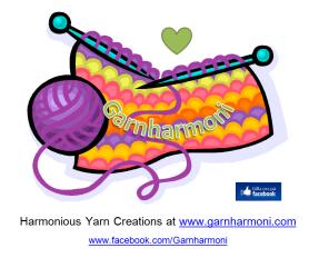 The new Garnharmoni brand