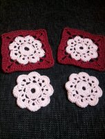 "Used ""Maybelle"" pattern again"