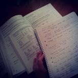 Study, study, study.