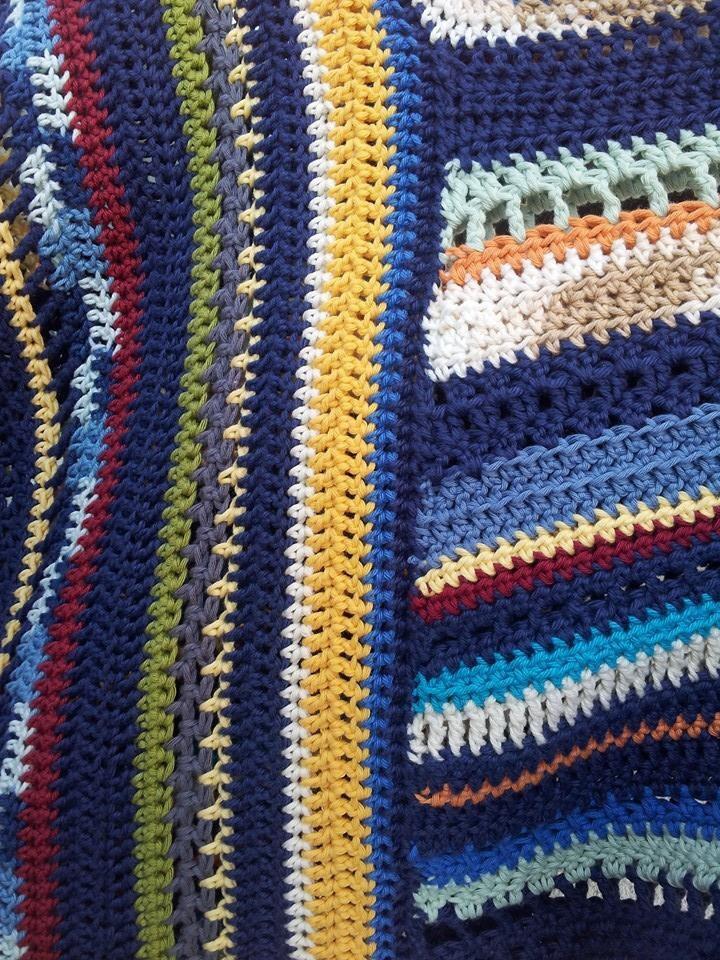 Crochet comforts (2/3)