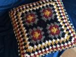 Crochet Comfort Cushion