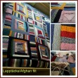 Afghan/patchwork blanket