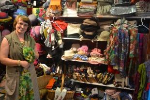 Madeli Kasitoo shop owner