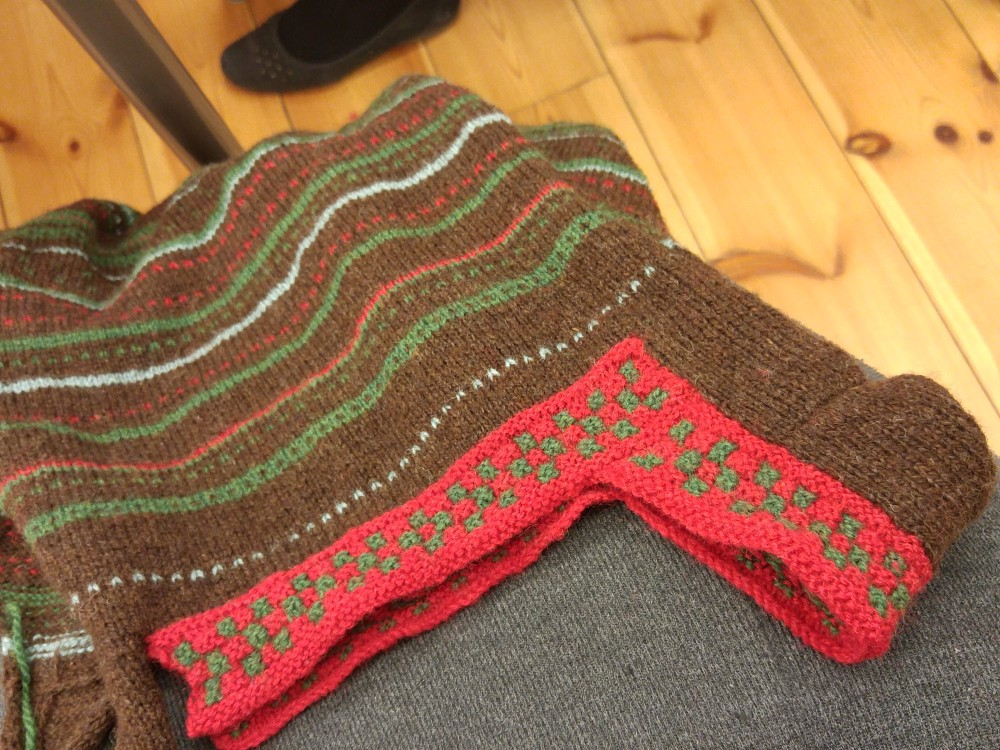 Life as a student of textiles: an overdue update! (3/6)