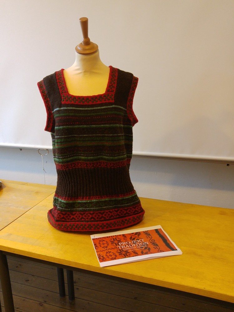 Life as a student of textiles: an overdue update! (1/6)