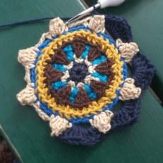 Outdoor Crochet!